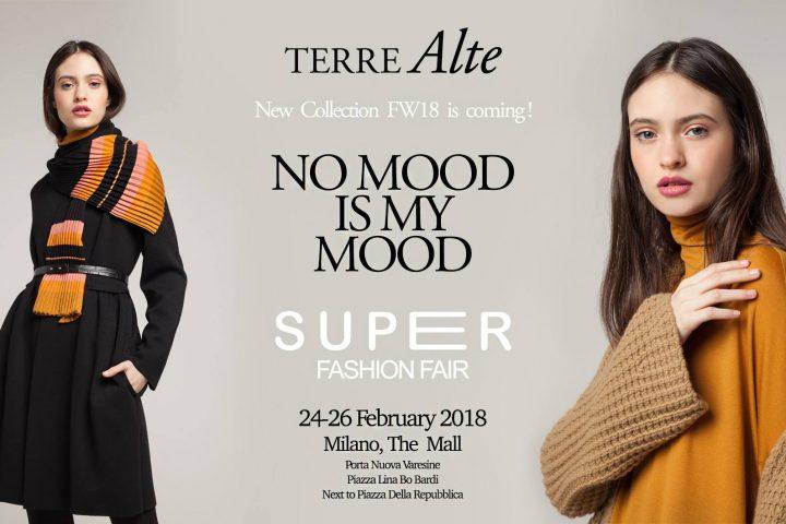 """Il brand """"Terre Alte"""" alla fiera Super a Milano!!! – Gglam.it 4616885a92"""