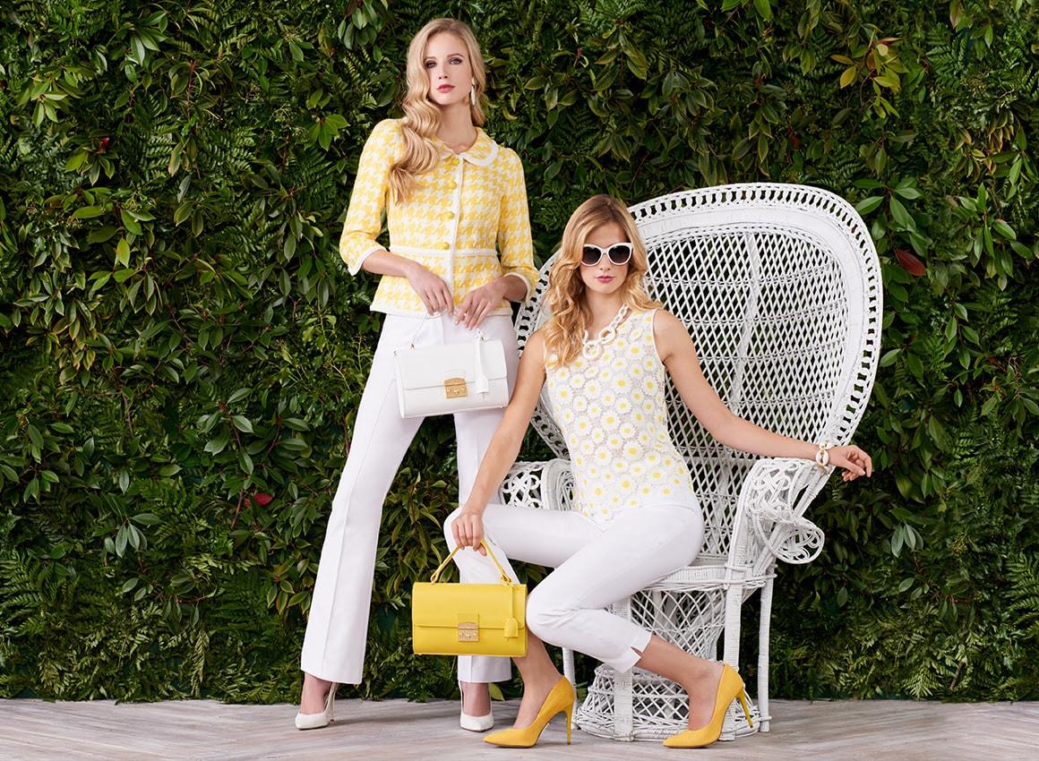 f941b3ebd0 Luisa Spagnoli : il giallo il colore della primavera! – Gglam.it