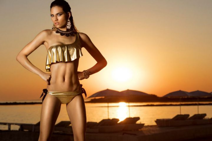 1a345a712314d Per Sweet Years lo swimwear è gold! – Gglam.it